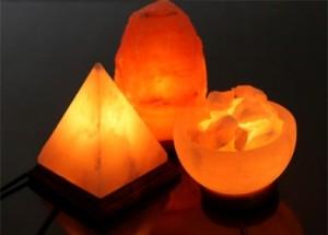 лампи от хималйска сол