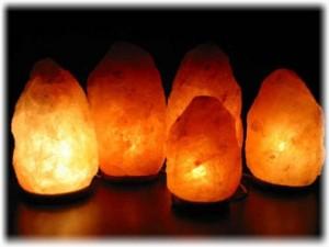 лампа от хималйска сол