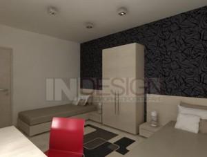 интериорен дизайн на къща 100 кв.м.