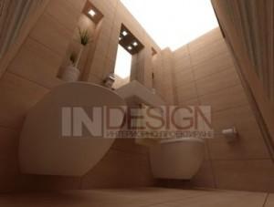 Интериорен дизайн на ателие