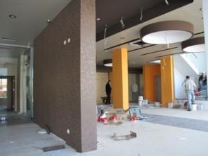 Реализация на интериорния проект за хотел Регата