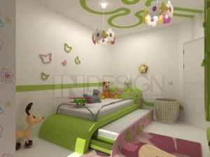 интериорен дизайн_детска стая