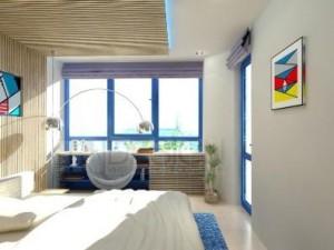 iинтериорен дизайн на спалня