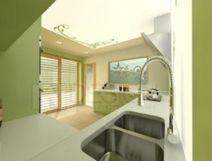 интериорен дизайн на къща