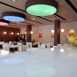 снимки на интериора от хотел Регата