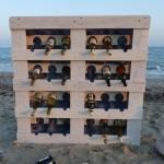 стелажи за вино  от дървени палети