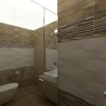 териорен дизайн на баня