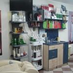 фризьорско студио преди проекта