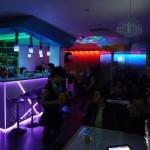 интериорен дизайн на бар