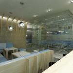Интериорния проект на бар Бар Bizone