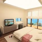 модерен дизайн за мострен апартамент
