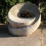 каменни столове в Морската градина, Варна