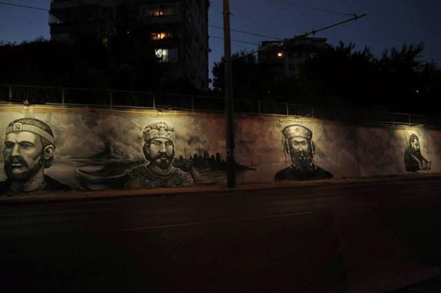 Варненската стена: Гордостта на България