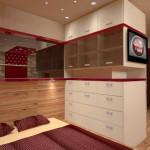 интериорен дизайн на студио