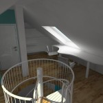 интериорен дизайн на гостна стая