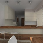 интериорен дизайн на кухня